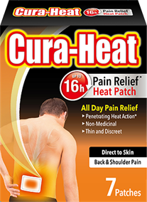 Direct to Skin Back and Shoulder Pain