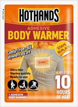 HotHands Adhesive Body Warmer